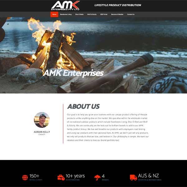 AMK Enterprises