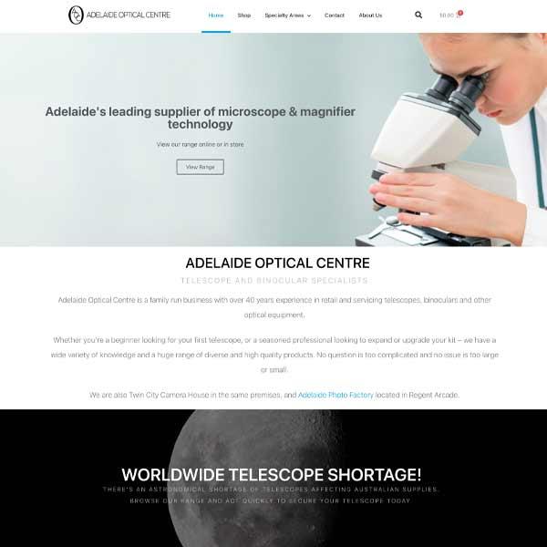Adelaide Optical Centre