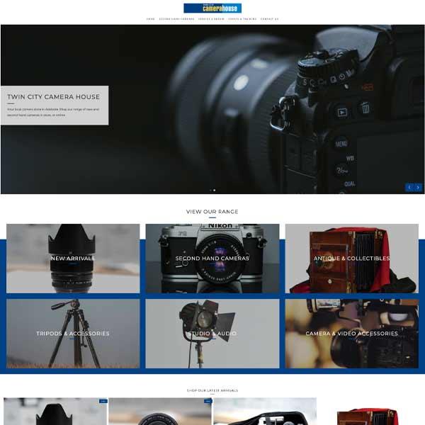 Twin City Cameras